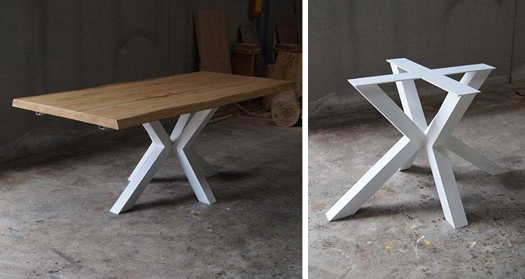 Tavoli in legno moderno
